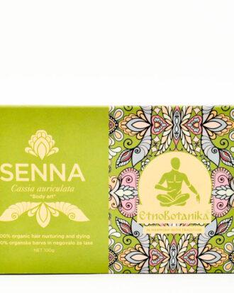 SENA - 100% naravno rastlinsko barvilo Etnobotanika (100g)