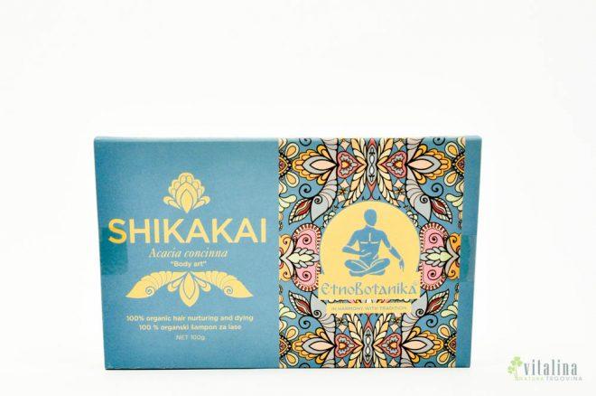 SHIKAKAI - 100% naraven šampon Etnobotanika (100g)