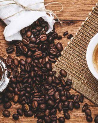Kava in Knajp