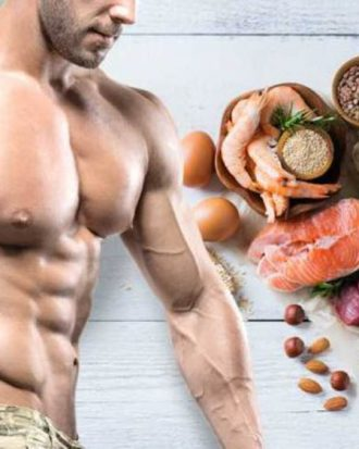 Športna prehrana, Beljakovine in Šport