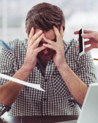 Utrujenost in Stres