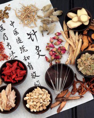 Tradicionalna kitajska medicina