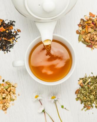 Čaji in Zelišča